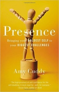 Book Summary: Presence by Amy Cuddy