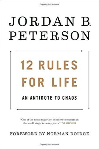 12 Rules for Life by Jordan B. Peterson : Book Summary
