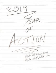2019: Year of Action