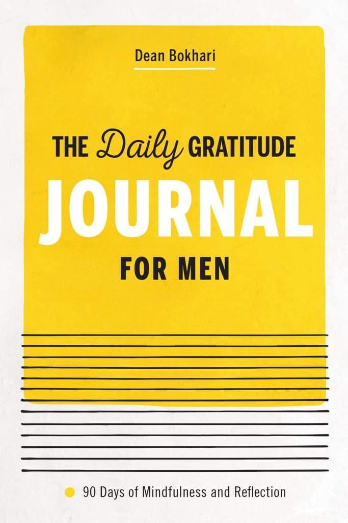 daily_gratitude_journal_for_men_by_Dean_Bokhari_cover